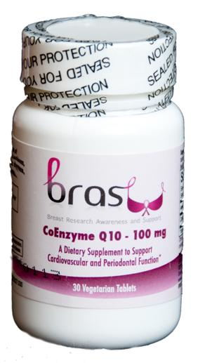 Coq10 and breast cancer remarkable